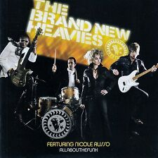 THE BRAND NEW HEAVIES FEAT. NICOLE RUSSO : ALL ABOUT THE FUNK / CD - TOP-ZUSTAND