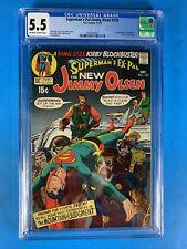 Superman's Pal Jimmy Olsen #134 CGC 5.5 (1st app of Darkseid)