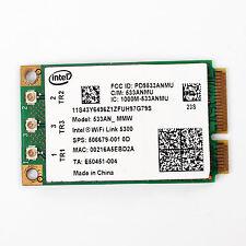 Intel Wifi Link 5300 AGN Wireless N Mini PCI-E Wifi Card 533AN_MMM Wlan CQ61 DV7
