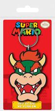 Super Mario Bowser gummi Schlüsselanhänger Keychain Porte Cles NEU NEW