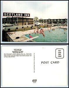 KENTUCKY Postcard - Georgetown, Scotland Inn F45