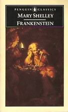 Frankenstein (Classics) Shelley, Mary Mass Market Paperback,intro.Maurice Hindle