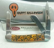Case XX Halloween Stockman, 6318, Persimmon orange item#10563