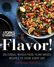 Forks over Knives Global Flavors by Brian Wendel, Darshana Thacker