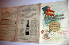 The Contineltal Bodega Company 1899, Älteste Bodega Firma mit 124 Filialen & Spe