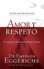 Amor y Respeto, un libro de Enfoque a la Familia Dr. Emmerson Eggrichs