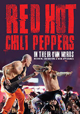 RED HOT CHILI PEPPERS New Sealed CAREER SPANNING INTERVIEWS & MORE DVD