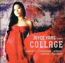 Joyce Yang - Collage [New CD] Jewel Case Packaging