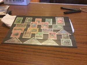 Liberia Used Stamps Lot
