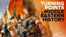Great Courses: TURNING POINTS IN MIDDLE EASTERN HISTORY - 18 CD Set