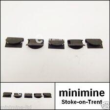 Classic Mini Door Chrome Weather Strip INNER Clip Set Of 5 weatherstrip trim kit