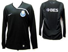 NEU Nike FC Porto Fußball Club Torwart GK Hemd 2008-09 Hergestellt in Marokko M