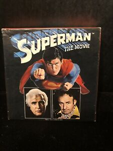 SUPERMAN THE MOVIE Super 8MM Reel 200' w/ Original Box! Christopher Reeve