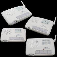Intercom 9 Channel FM Digital Genuine Wireless Office Home Security Garden Set