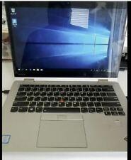 """Lenovo Thinkpad X1 Yoga 2nd Gen 14""""WQHD 2-in-1 Laptop i7-7600U 16GB 512GB Silver"""