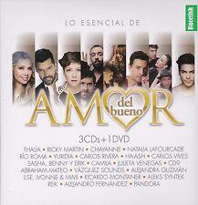 Lo Esencial De Amor Del Bueno Various (Can) Lo Esencial De Amor Del Bueno Variou