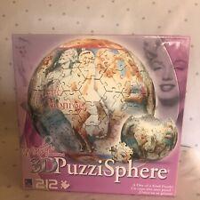 Marilyn Monroe 3D PuzziSphere Puzzle-Brand new 212 pcs