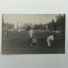 RUSSIA RUSSIAN PICTURE POSTCARD FOOTBALL MATCH GAME EARLY 1900s