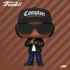 Funko Pop! Rocks: Eazy E Vinyl Figure Eric Wright #171 New - With Pop Protector