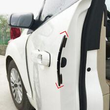 4x Car Door Edge Guard Bumper Strip Scratch Anti-collision Protector Accessories