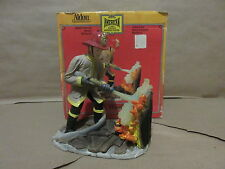 The Courageous Fire Fighter Aldon Accessories LTD. American Firemen Collection