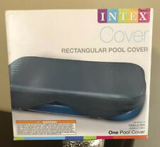 "🔥Intex 120"" x 72"" Rectangular Pool Cover🔥"
