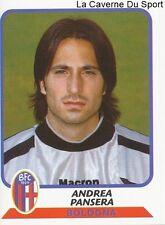 ANDREA PANSERA ITALIA BOLOGNA.FC STICKER CALCIATORI 2004 PANINI