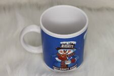 Hershey's Snowman Smores Cocoa Recipe Coffee Cup Holiday Christmas Mug