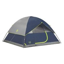 New Coleman Sundome 6 Person Snag Free Dome Tent Carry Bag Outdoor Camping Tents