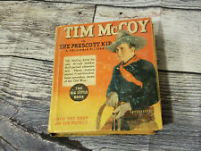 Tim McCoy in The Prescott Kid    Big Little Book     1935     Whitman