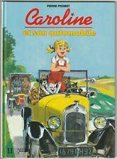 Caroline et son automobile Pierre Probst
