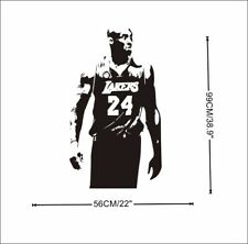 Wall Stickers Kobe Bryant Vinyl Wall Decals Home Decor Room Wallpapers Fan Gifts