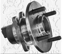 Key Parts Rear Wheel Bearing Kit Hub KWB1026 - GENUINE - 5 YEAR WARRANTY