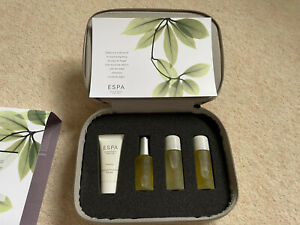 Brand New ESPA The Soothing Sleep Experience Collection 4 Piece Gift Set