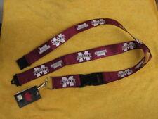 NCAA Mississippi State Breakaway Lanyard Key chain