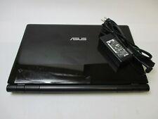 "New listing Asus U50F 15"" Laptop, Core i3 (2nd Gen) 4Gb Ram, 250Gb Hdd, Webcam, Win 10"