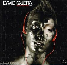 CD audio.../...DAVID GUETTA.../...JUST A LITTLE MORE LOVE...