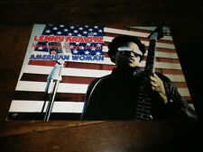 LENNY KRAVITZ - Plan média / Press kit !!! AMERICAN WOMAN !!!