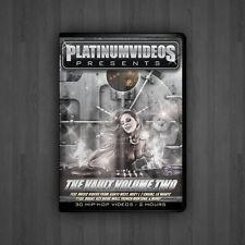 Platinum Videos The Vault Vol. 2 Hip-Hop R&B Music Videos on DVD Video DVDs