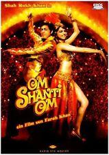 Om Shanti Om (Shah Rukh Khan) Bollywood DVD NEU + OVP!