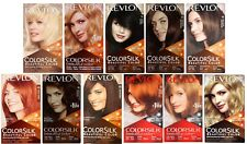 REVLON COLORSILK Hair Colour (Pack of 3) Choose  45 or 61