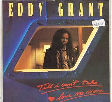 EDDY GRANT till i can't take love no more AUSSIE ICE 45rpm_1983 ES-922