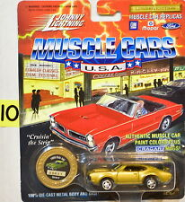 Johnny Lightning Muscle Cars Usa Diecast Vehicles Ebay