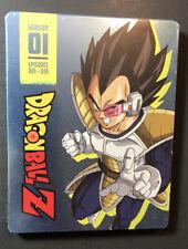Dragon Ball Z - Season 01 Blu-ray Steelbook Regions a & B