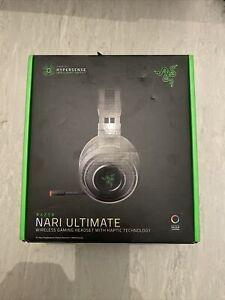 Razer Nari Ultimate Xbox Wireless Headset with Mic - Black