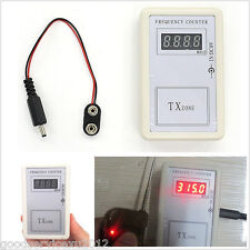 Autos Key Remote Control Checker RF Frequency Detector Tester Counter 250-450Mhz