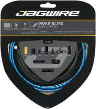 Jagwire Road Elite Link Shift Cable Kit SRAM/Shimano, Blue
