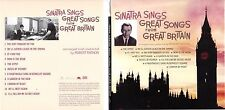 CD Frank SINATRA	 Sings Great Songs From Great Britain  Gatefold Card Sleeve