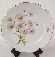 """Vintage Mitterteich Daisy Bell Dinner Plate Bavaria German 10.5"""""""