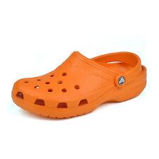 Ladies & Mens Crocs Beach Synthetic Lightweight Mules